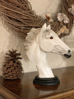 Horse -decor , white