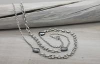 Monaco - necklace 90 cm