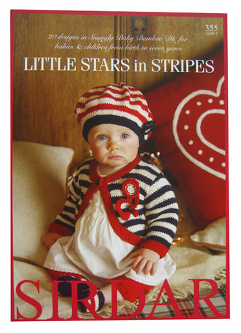 Little Stars in Stripes-mallilehti