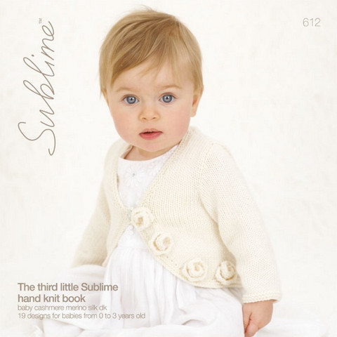 The third little Sublimehand knit book-mallilehti