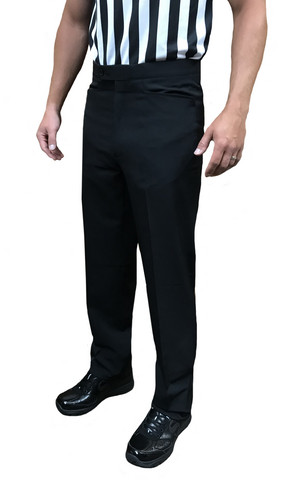 Smitty Premium Slim Fit -erotuomarihousut