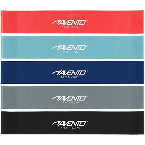 Avento Latexband Set