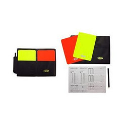 Referee Cards + ScoreSheets