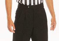 Smitty Pleated Front Referee Pants