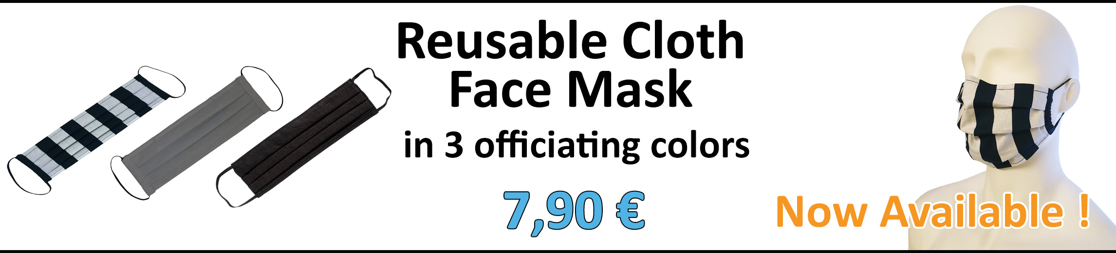 BUY A FACE MASK !