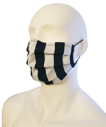FaceMask, Black/White