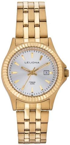 Leijona- Naisten kello, kultadublee