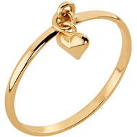 Kultainen sormus, roikkuva sydän