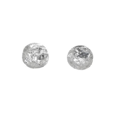 Silver Bar- Jää plop,  hopeakorvakorut
