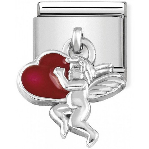 Nomination Italy- Cupido, Silvershine classic pala