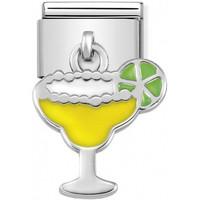 Nomination Italy- Cocktail lasi, Silvershine classic pala