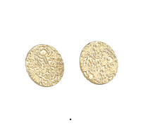 Snö of Sweden- Penny Small Coin Earring