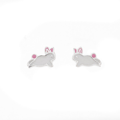 Silver Bar- Spring Bunny, hopeakorvakorut