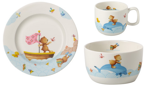 Villeroy & Boch- Happy as a Bear. Setti