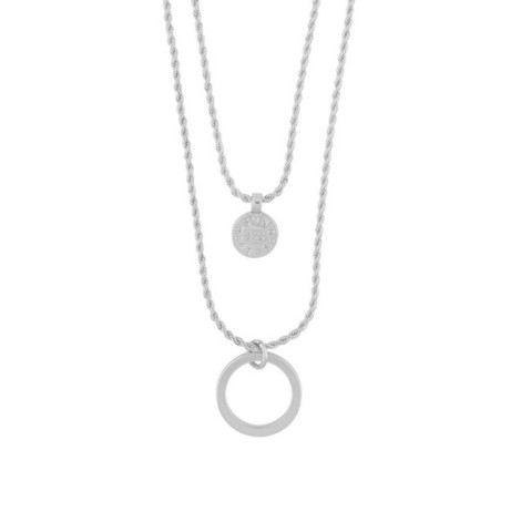 Snö of Sweden- Madeleine Double Necklace