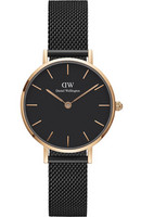 Daniel Wellington- Classic Petite Ashfield Rose 28mm., rannekello