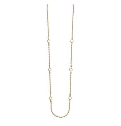 Snö of Sweden- Turn chain neck 100cm. plain