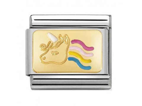 Nomination- Rainbow Unicorn, emali. CLASSIC