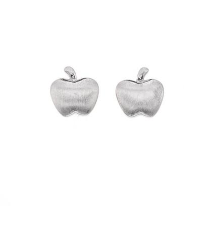 Silver Bar- Satin apple, hopeakorvakorut