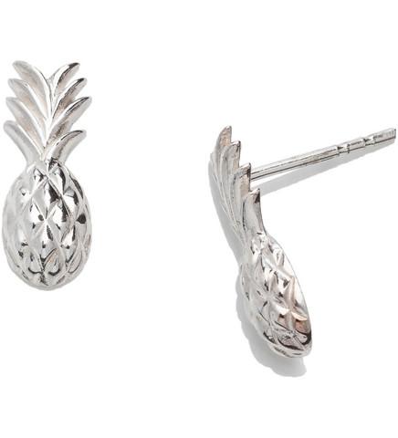 Silver Bar- Ananakset, hopeakorvakorut