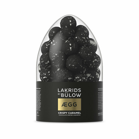 LAKRIDS BY BÜLOW- EGG Dulce De Leche Choc Coasted Liquorice​ 2020