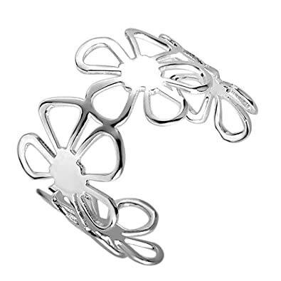 Silver Bar- Nature cuffs, korvakorut. USEITA VÄRIVAIHTOEHTOJA!