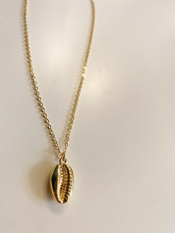 Snö of Sweden- Shelly pendant neck 42cm plain