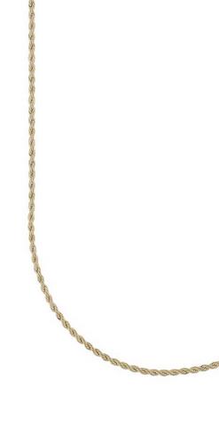 Snö of Sweden- Way Big Necklace 42cm GOLD