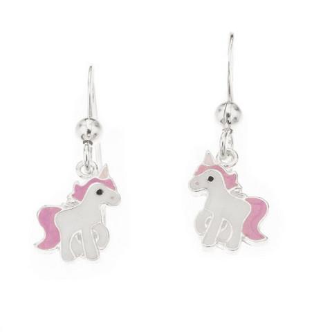 Silver Bar- Chubby unicorn pastel. Hopeakorvakorut