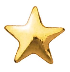 Hammaskoru- Tähti, iso. Valkokulta