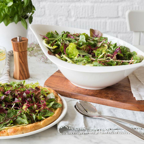 Villeroy&Boch- Daily Line Salaatti- aterimet