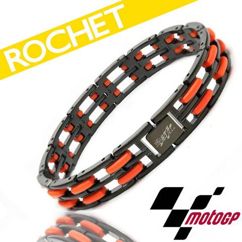Rochet- Grafiittirannekoru, teräs