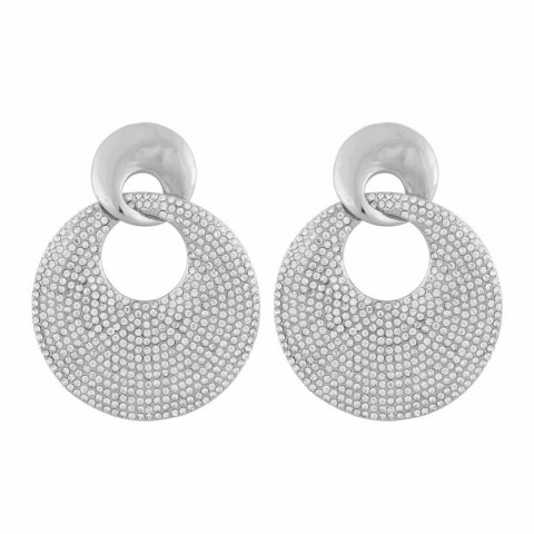 Snö of Sweden- Anglais Big Pendant Earring