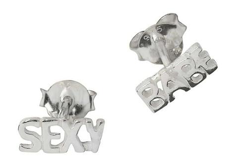 Silver Bar- Sexy Baby, hopeakorvakorut
