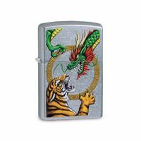 Zippo- Tiikeri ja lohikäärme