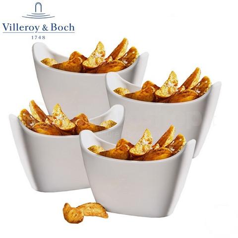 Villeroy & Boch- BBQ Passion -kulhosarja, 4 kpl
