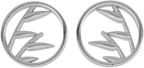 Finnfeelings- Kaisla, hopeakorvakorut