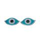 Silver Bar- Hopeakorvakorut, Fatiman silmä