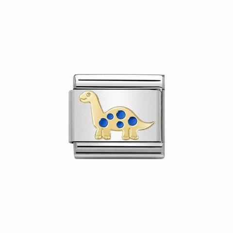 Nomination Italy- Classic, Gold Brontosaurus