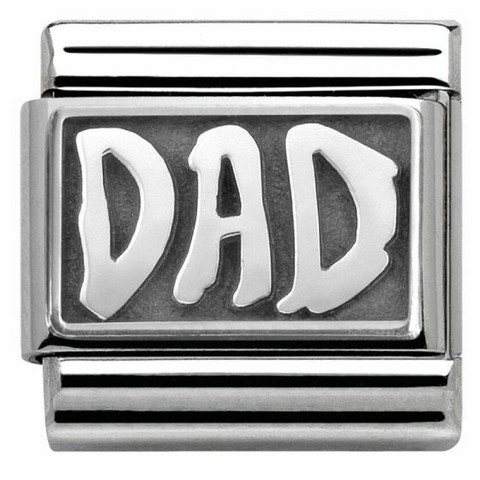 Nomination Italy- Classic,Silvershine. DAD