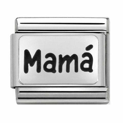 Nomination Italy- Classic,Silvershine. Mamá