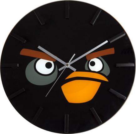 Angry Birds- Seinäkello, lasi