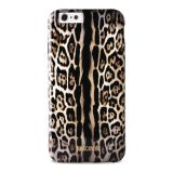 Just Cavalli- Antishock Cover iPhone 6/6S Leopard Single