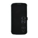 Kenzo- Booklet Case Galaxy S4 - Glossy Black