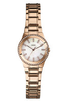 GUESS- MINI MOONBEAM rosegold- naisten kello