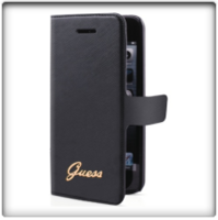 Guess Tori Booklet Cover iPhone 6/6S PLUS - Black