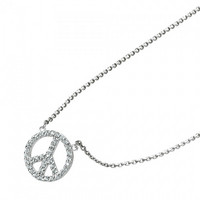 Aalmark- Kaulakoru Peace, hopea