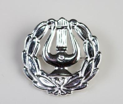 Lyyra- Ylioppilaslyyra, hopea