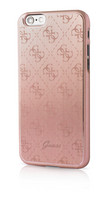 Guess-  iPhone 6/6S 4G Aluminium Hard Cover Rose Gold
