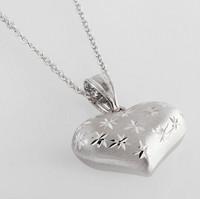 JKM- Hopeariipus, pullukka sydän